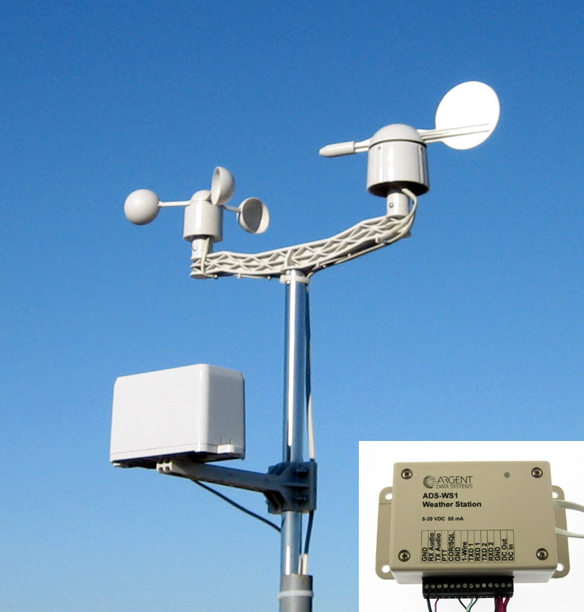 Ads Ws1 Weather Station Argent Data Systems
