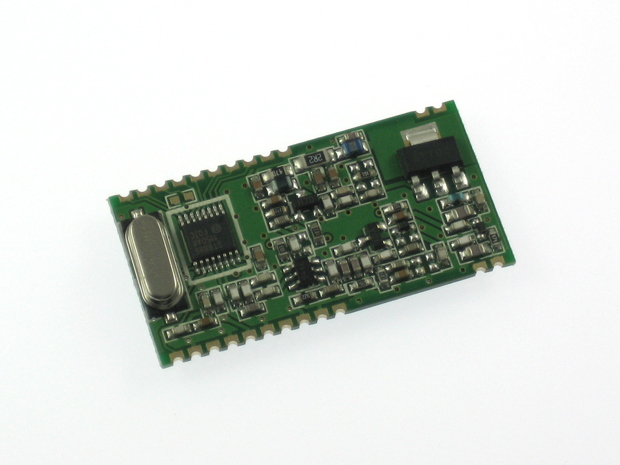 RFM12BP 500mW Data Transceiver - 433 MHz